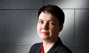 Ruth Davidson, leader of the Scottish Conservative & Unionist party.