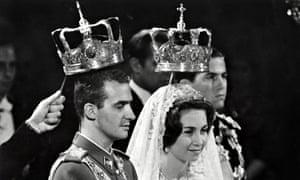 Juan Carlos coronation