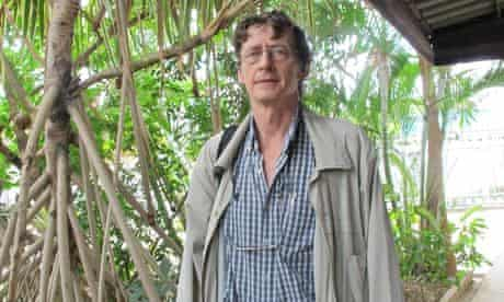 François Nosten has studied malaria on the Thai-Burma border for 30 years.