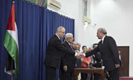 New Palestinian Unity Government
