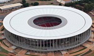 National Stadium, Brasilia, DF, Brazil