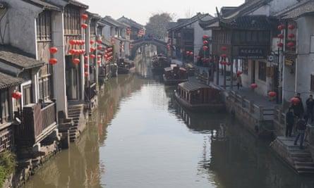 Shantang Canal, Suzhou