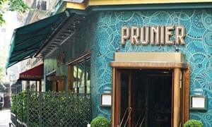 Prunier restaurant, Paris