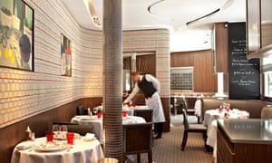 Dessirier restaurant, Paris
