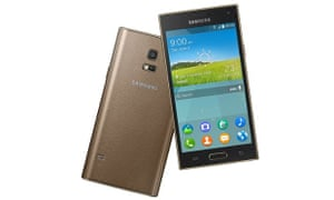 Samsung Z smartphone ditches Android for Tizen software