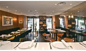 Gaya restaurant, Paris