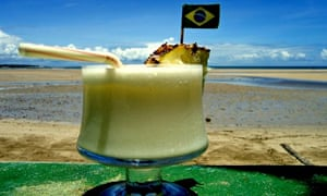 World Cup cocktail