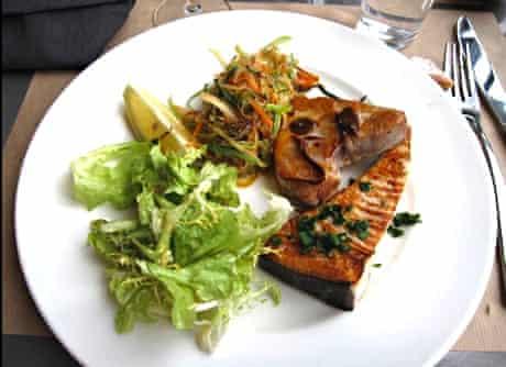 Top 10 Seafood Restaurants In Paris Travel The Guardian