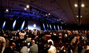 WWDC 2014: panorama