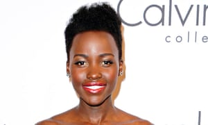 Lupita Nyong'o on 15 May 2014 in Cannes