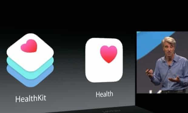WWDC IOS8 Health kit presentation