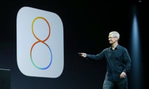 Apple's Tim Cook attacks Google and Facebook over privacy