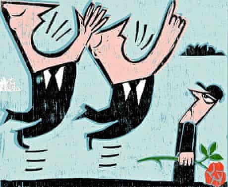 Daniel Pudles Labour illustration