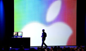 Apple World Wide Developers' Conference, San Francisco, America - 02 Jun 2014