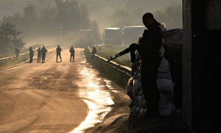 Seven Ukrainian soldiers killed and 30 injured in Donetsk