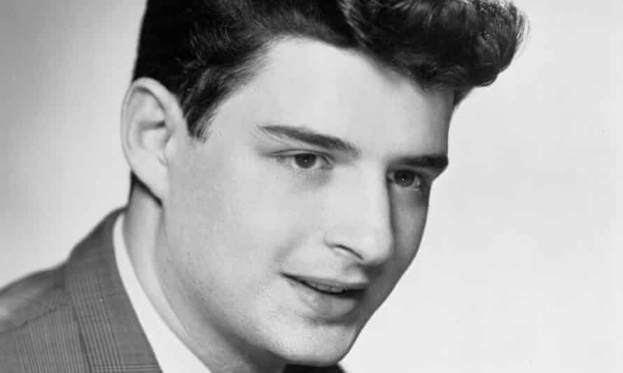Lyricist Gerry Goffin, writer of some of the biggest hit songs of the 1960s