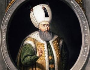 Suleiman the Magnificent.
