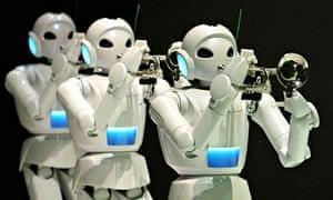 Toyota care robots