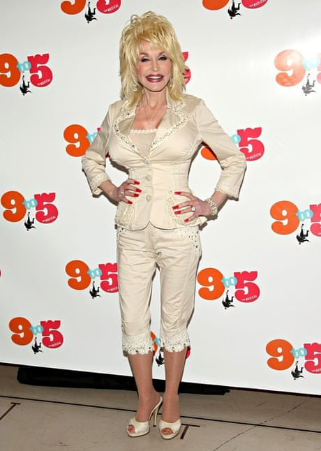 How To Get The Dolly Parton Look Fashion The Guardian
