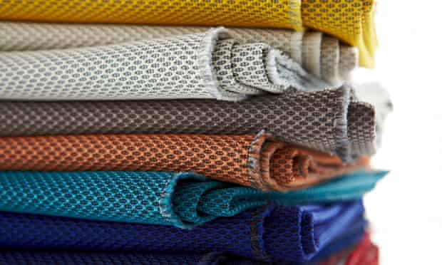 Designtex's new Vox line, the first style in the Climatex® Dualcycle™ collection