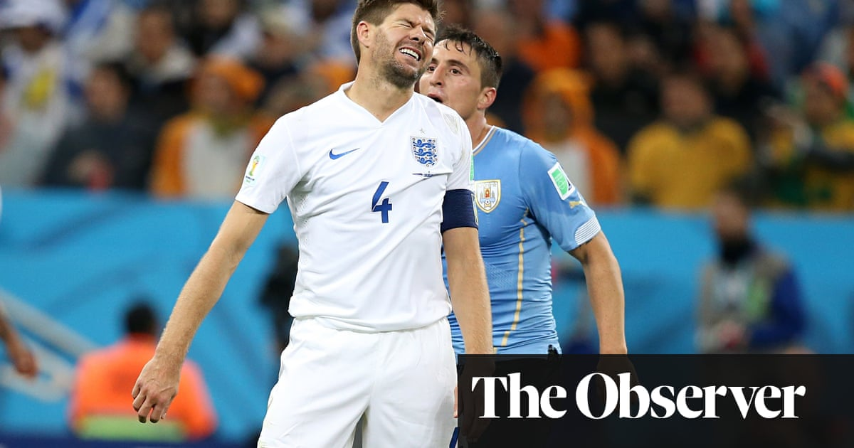 1cb63aac118 England's World Cup exits and what happened next – from 1950 to 2014 | Paul  Doyle | Football | The Guardian