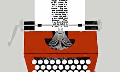 What I'm really thinking: writing