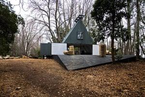 Smiljan Radic: House A Vilches Chile