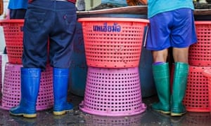 'Every retailer sourcing Thai-farmed prawns must think it likely slavery is in their supply chain.'