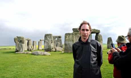 Will Self visits Stonehenge