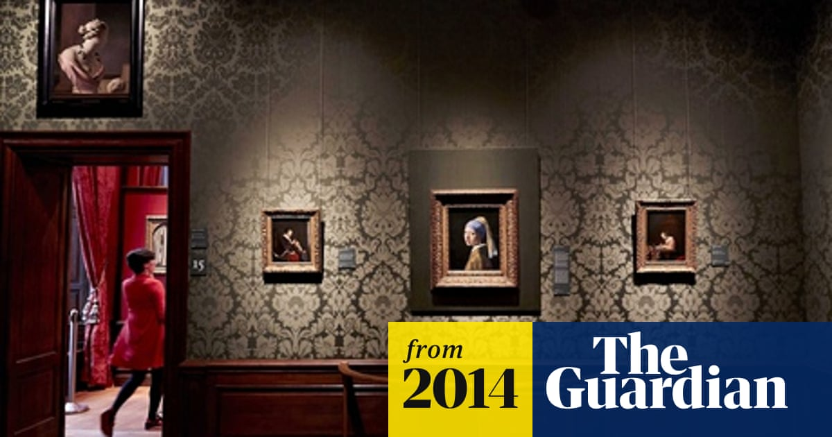 Pearl of a museum: Vermeer shines among Dutch icons in new