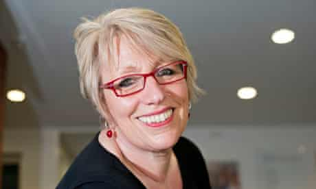 Lisa Rodrigues NHS chief