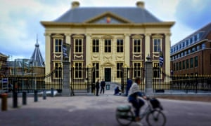 The revamped Mauritshuis museum: designed to turn a connoisseurs's collection into a pop destination