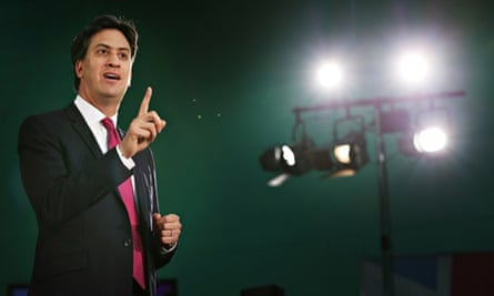 Labour's Ed Miliband is in the spotlight over his leadership abilities