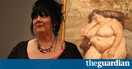 Lucian Freud S Muse Big Sue Sketches A New Career In Art