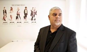 Mahmud Kamani, joint chief executive of Boohoo.com, the Manchester-based online fashion retailer.