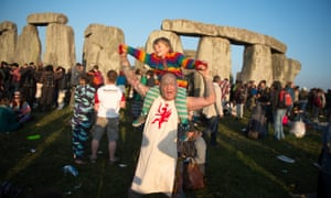 Summer Solstice At Stonehenge In Pictures Uk News