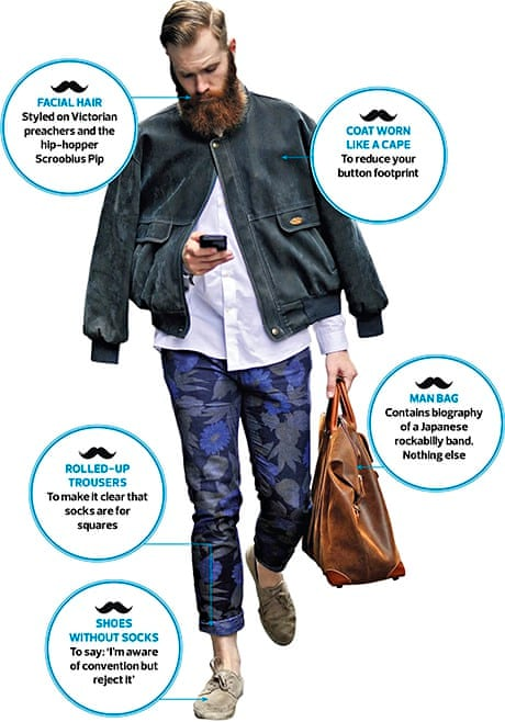 The End Of The Hipster How Flat Caps And Beards Stopped