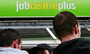 A branch of the Job Centre Plus.