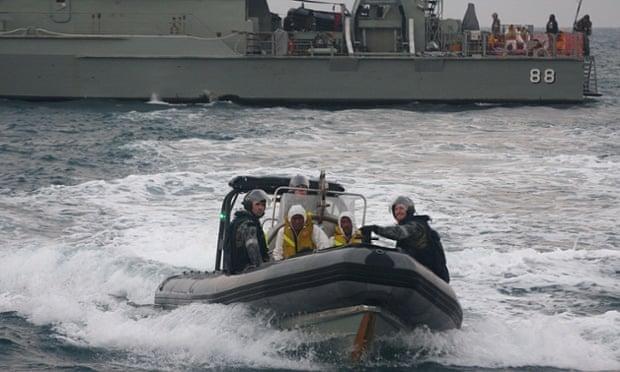 asylum seeker boats