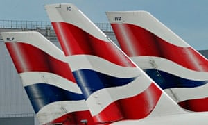 British Airways strike action
