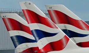 British Airways strike action