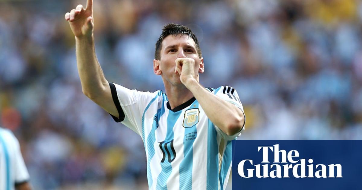 f9f608e3d World Cup 2014: Lionel Messi shows Argentina his value against Iran ...