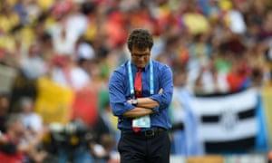TOPSHOTS  Russia's Italian coach Fabio C