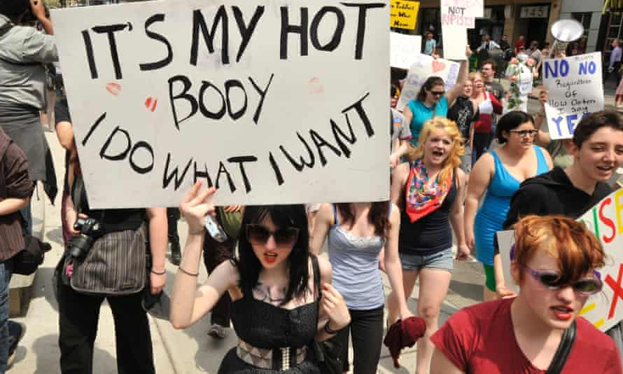 What makes a slut? The only rule, it seems, is being female | Jessica  Valenti | The Guardian