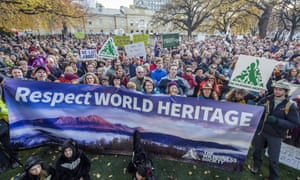 World heritage rally