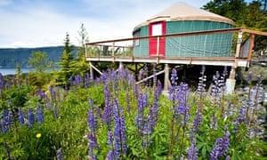 Soule Creek Lodge, Port Renfrew, Canada