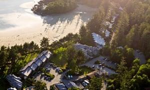 Pacific Sands Beach Resort, Tofino, Canada