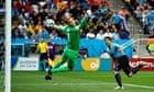 """Uruguay v England: Group D - 2014 FIFA World Cup Brazil"""