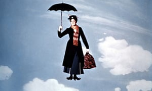 Mary Poppins S Real Life Model Appears In Unseen Pl Travers Story Books The Guardian