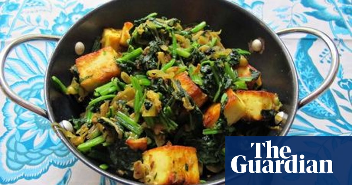 How To Make The Perfect Saag Paneer Indian Food And Drink The Guardian